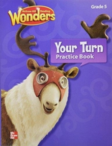 RW YOUR TURN PRACTICE BOOK GR 5, Paperback Book