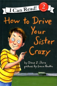 How to Drive Your Sister Crazy, Paperback Book