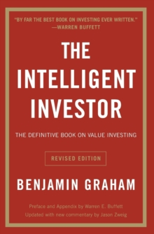 The Intelligent Investor, Paperback / softback Book