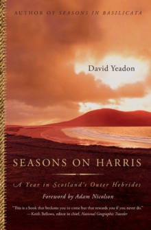 Seasons on Harris : A Year in Scotland's Outer Hebrides, Paperback Book