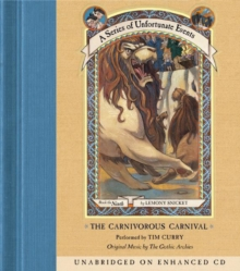 Series of Unfortunate Events #9: the Carnivorous Carnival, eAudiobook MP3 eaudioBook
