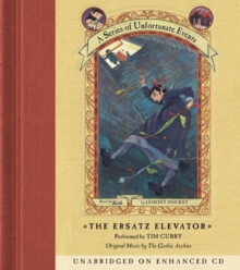 Series of Unfortunate Events #6: the Ersatz Elevator, eAudiobook MP3 eaudioBook