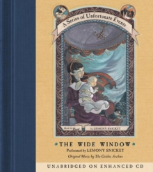 Series of Unfortunate Events #3: the Wide Window, eAudiobook MP3 eaudioBook