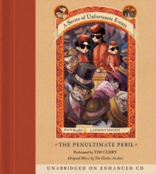 Series of Unfortunate Events #12: the Penultimate Peril, eAudiobook MP3 eaudioBook