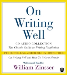 On Writing Well Audio Collection, eAudiobook MP3 eaudioBook