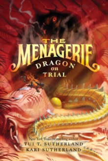 The Menagerie #2: Dragon on Trial, Paperback Book
