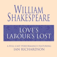 Love'S Labour's Lost, eAudiobook MP3 eaudioBook