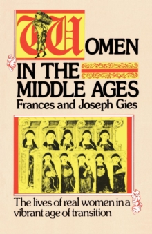 Women in the Middle Ages, Paperback / softback Book