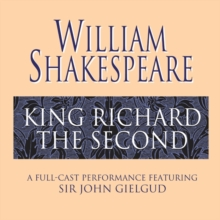 King Richard the Second, eAudiobook MP3 eaudioBook