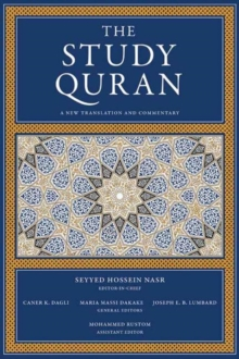 The Study Quran : A New Translation and Commentary, Hardback Book