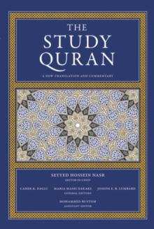 The Study Quran : A New Translation and Commentary, Paperback Book