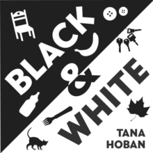 Black & White, Board book Book