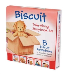 Biscuit Take-Along Storybook Set : 5 Biscuit Adventures, Paperback Book
