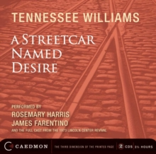 A Streetcar Named Desire, eAudiobook MP3 eaudioBook