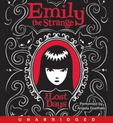 Emily the Strange: The Lost Days, eAudiobook MP3 eaudioBook