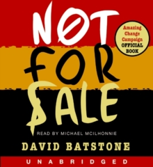 Not For Sale, eAudiobook MP3 eaudioBook