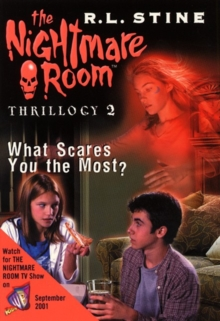 The Nightmare Room Thrillogy #2: What Scares You the Most?, EPUB eBook