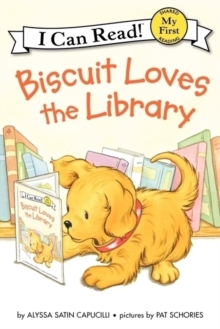 Biscuit Loves the Library, Paperback Book