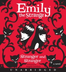 Emily the Strange: Stranger and Stranger, eAudiobook MP3 eaudioBook