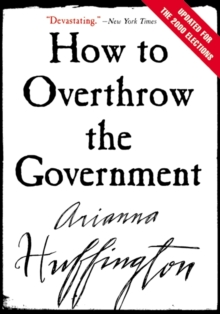 How to Overthrow the Government, EPUB eBook