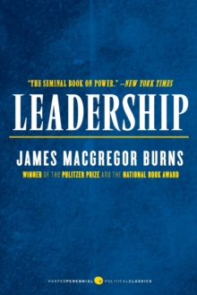 Leadership, Paperback / softback Book
