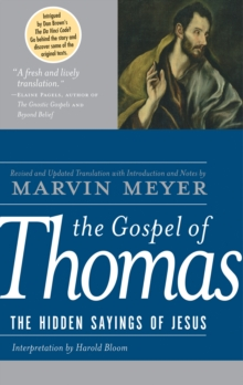 The Gospel of Thomas : The Hidden Sayings of Jesus, EPUB eBook