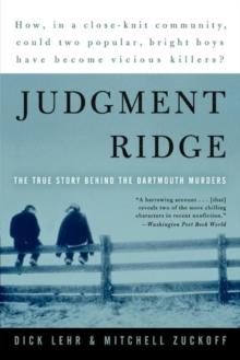 Judgment Ridge : The True Story Behind the Dartmouth Murders, EPUB eBook