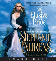 The Elusive Bride, eAudiobook MP3 eaudioBook