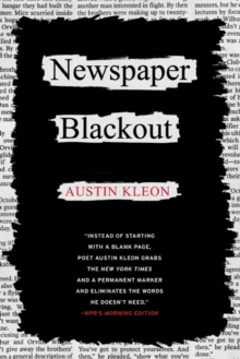 Newspaper Blackout, EPUB eBook