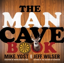 The Man Cave Book, Paperback Book