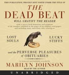 The Dead Beat, eAudiobook MP3 eaudioBook