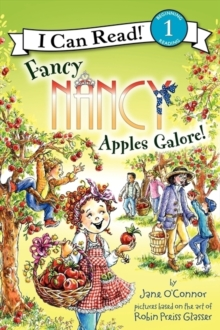 Fancy Nancy: Apples Galore!, Paperback Book