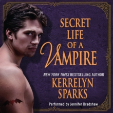Secret Life of a Vampire, eAudiobook MP3 eaudioBook