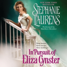 In Pursuit of Eliza Cynster : A Cynster Novel, eAudiobook MP3 eaudioBook