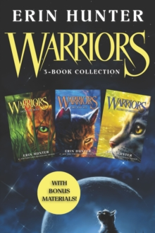 Warriors 3-Book Collection with Bonus Material : Warriors #1: Into the Wild; Warriors #2: Fire and Ice; Warriors #3: Forest of Secrets, EPUB eBook