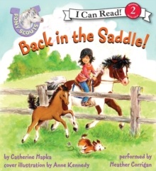Pony Scouts: Back in the Saddle, eAudiobook MP3 eaudioBook