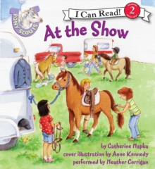 Pony Scouts: At the Show, eAudiobook MP3 eaudioBook