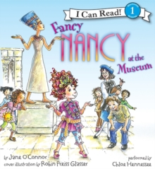 Fancy Nancy at the Museum, eAudiobook MP3 eaudioBook