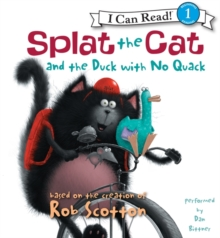 Splat the Cat and the Duck with No Quack, eAudiobook MP3 eaudioBook