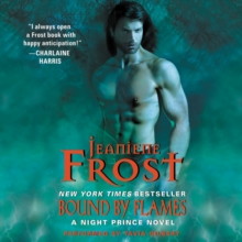 Bound by Flames : A Night Prince Novel, eAudiobook MP3 eaudioBook