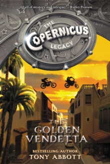 The Copernicus Legacy: The Golden Vendetta, EPUB eBook