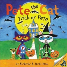 Pete the Cat: Trick or Pete, Paperback Book