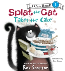 Splat the Cat Takes the Cake, eAudiobook MP3 eaudioBook