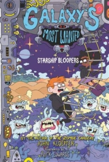 Galaxy's Most Wanted #3: Starship Bloopers, Paperback Book