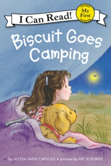 Biscuit Goes Camping, Paperback Book