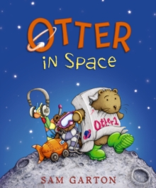 Otter in Space, Hardback Book