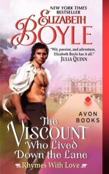 The Viscount Who Lived Down the Lane : Rhymes With Love, Paperback Book