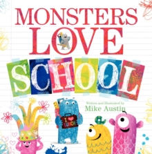 Monsters Love School, Hardback Book