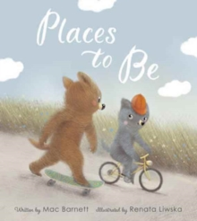 Places to Be, Hardback Book