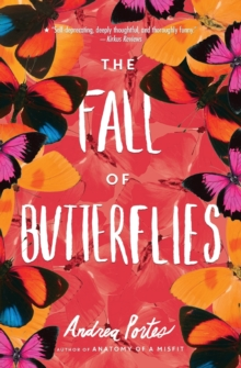 The Fall of Butterflies, Paperback Book